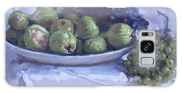 Grape Galaxy Case - Grapes And Figs At Lida's by Ylli Haruni