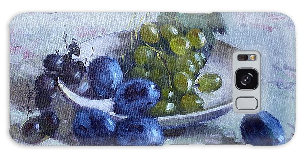 Grape Galaxy Case - Grapes And Plums by Ylli Haruni