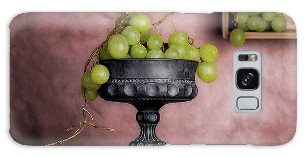 Grape Galaxy Case - Grapes Centerpiece by Tom Mc Nemar