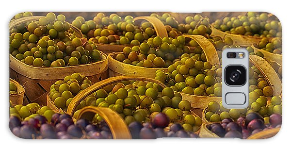 Grapes Galore Galaxy Case