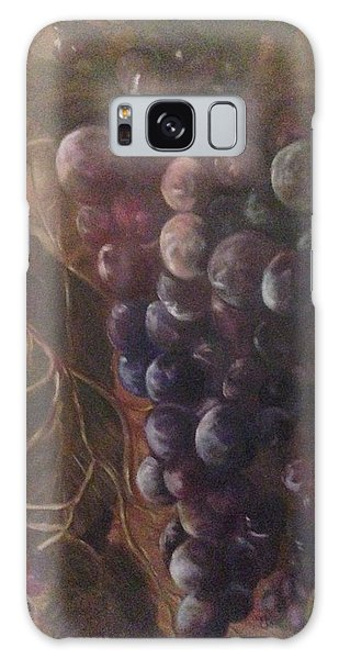 Grapes On A Vine Ca. Galaxy Case