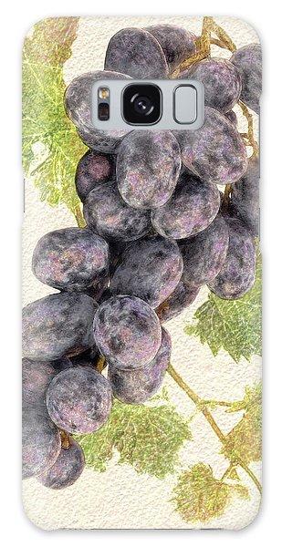 Luscious Grapes Galaxy Case