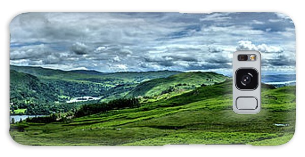 Grasmere Galaxy Case - Grasmere Panorama by Chris Whittle