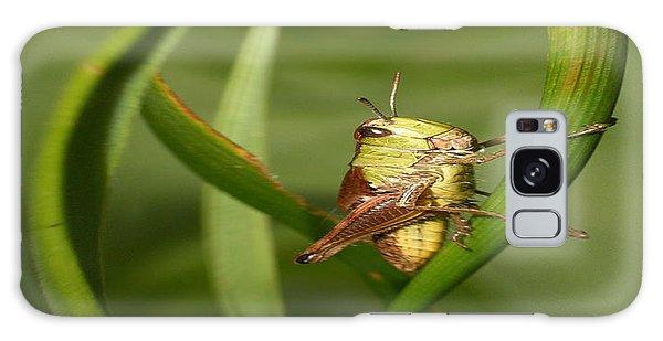 Grasshopper Galaxy Case by Jouko Lehto
