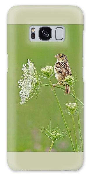 Grasshopper Sparrow Galaxy Case