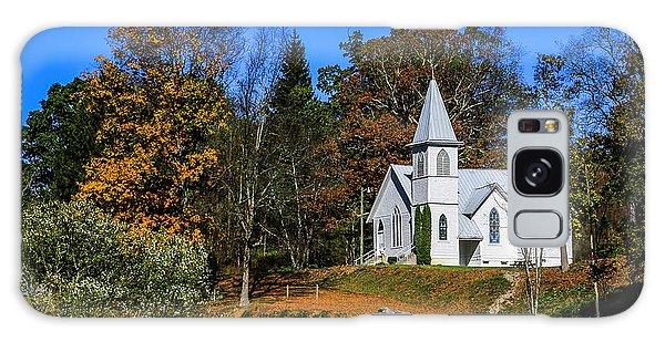 Grassy Creek Methodist Church Galaxy Case