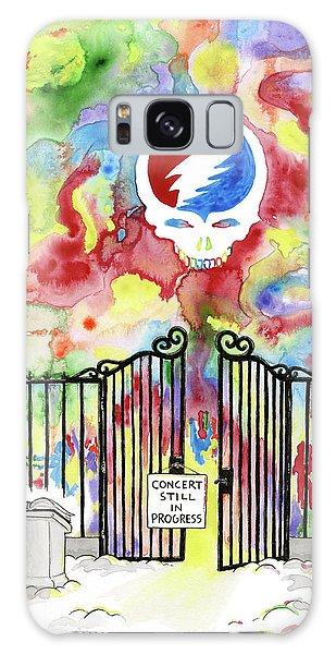 Grateful Dead Concert In Heaven Galaxy S8 Case