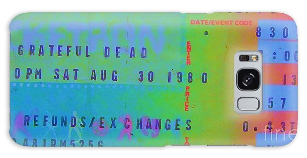 Grateful Dead - Ticket Stub Galaxy Case