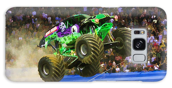 Grave Digger 7 Galaxy Case by Lanjee Chee