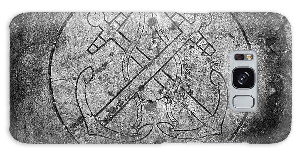 Grave Of Cadet Soady Macroom Ireland Galaxy Case