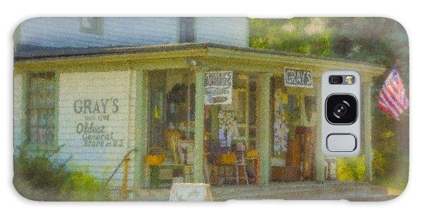 Gray's Store In Little Compton Rhode Island Galaxy Case