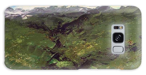 Grazing Hills Galaxy Case