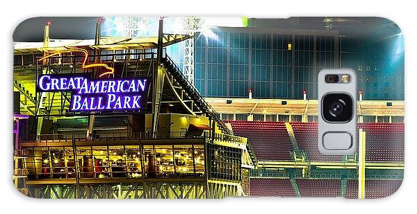 Great American Ballpark Galaxy Case