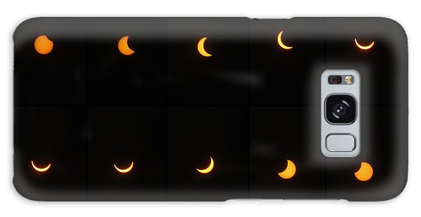 Great American Eclipse 2017 Galaxy Case