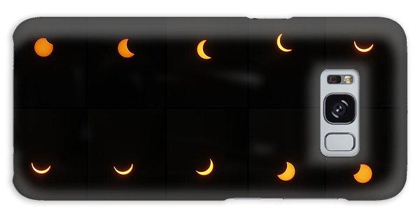 Great American Eclipse 2017 Galaxy Case