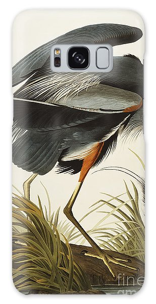 Great Blue Heron Galaxy S8 Case