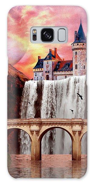 Great Falls Castle Galaxy Case