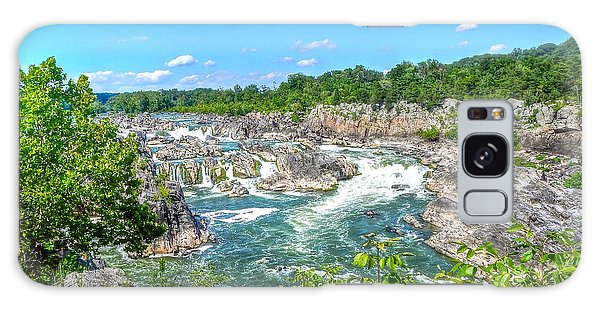 Great Falls On The Potomac Galaxy Case