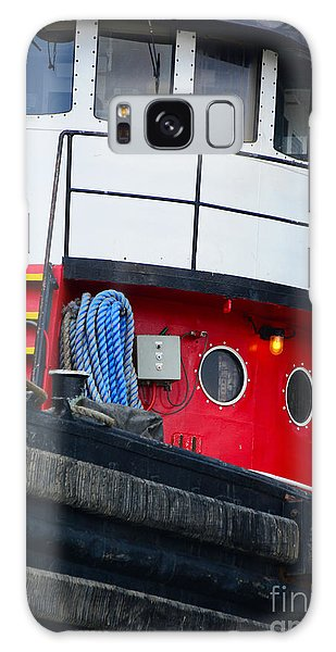 Great Lakes Tugboat Galaxy Case