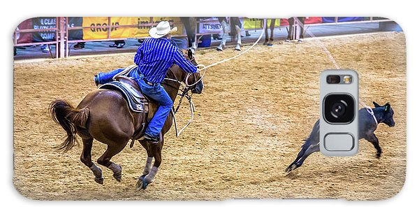 Prca Galaxy Case - Great Roping by Rene Triay Photography