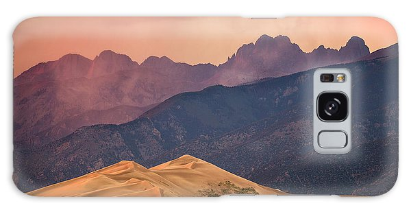 Great Sand Dunes Colorado Galaxy Case