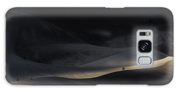 Great Sand Dunes National Park Galaxy Case