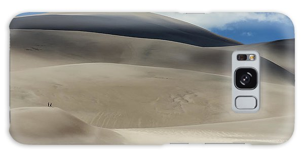 Great Sand Dunes National Park II Galaxy Case