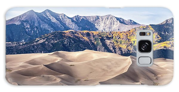 Great Sand Dunes Of Southern Colorado Galaxy Case