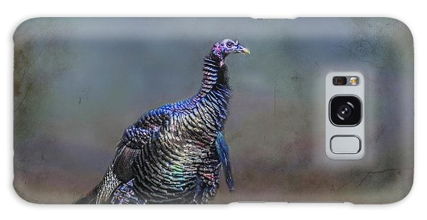 Great Smokey Turkey Galaxy Case