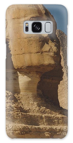 Great Sphinx Of Giza Galaxy Case