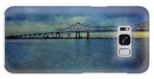 Greater New Orleans Bridge Galaxy Case