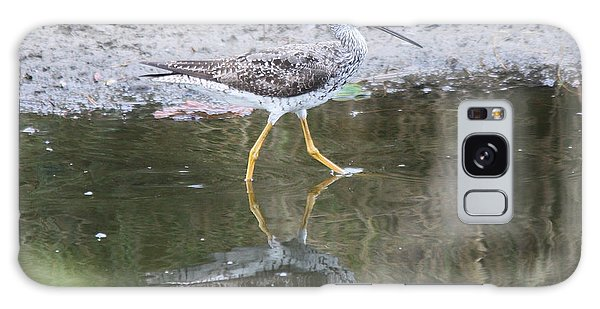 Greater Yellowleg Galaxy Case