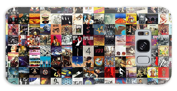 Elvis Presley Galaxy Case - Greatest Album Covers Of All Time by Taylan Apukovska
