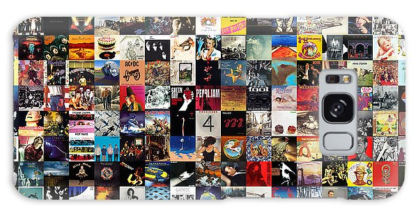 U2 Galaxy Case - Greatest Album Covers Of All Time by Zapista