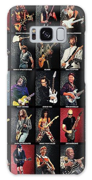 Galaxy Case - Greatest Guitarists Of All Time by Zapista Zapista