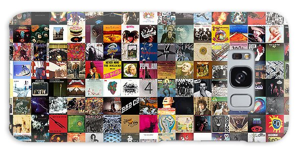 Greatest Rock Albums Of All Time Galaxy Case