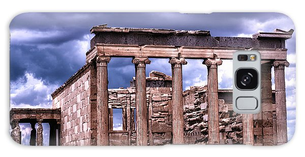 Greek Temple Galaxy Case