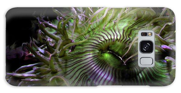 Green Anemone Galaxy Case