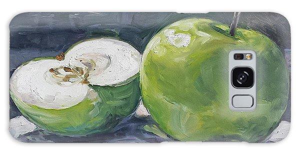 Galaxy Case - Green Apple by Irek Szelag