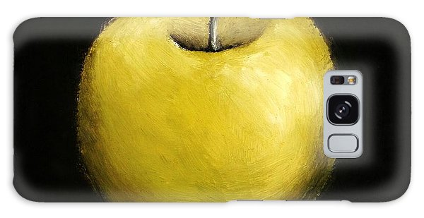 Green Apple Still Life 2.0 Galaxy Case by Michelle Calkins