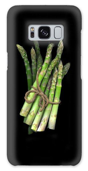 Green Asparagus Galaxy Case