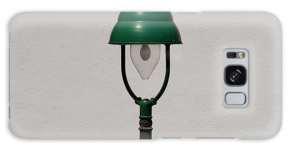 Green Bavarian Lamp Galaxy Case