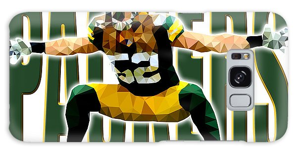 Green Bay Packers Galaxy Case by Stephen Younts