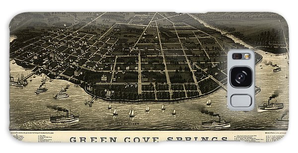 Old Florida Galaxy Case - Green Cove Springs, County Seat Of Clay County, Florida by Norris