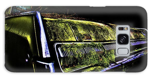 Green Dodge Glory Galaxy Case