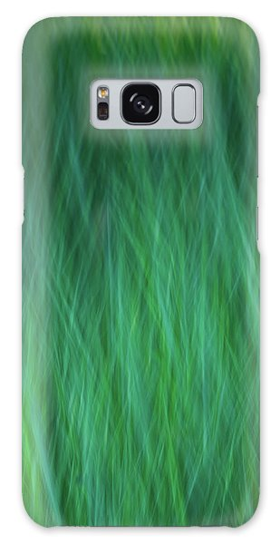 Green Fire 3 Galaxy Case