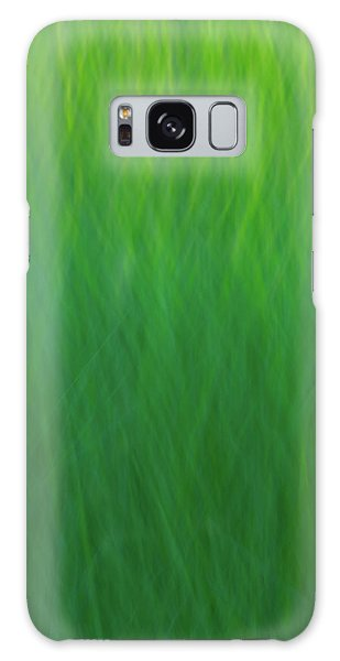 Green Fire 7 Galaxy Case