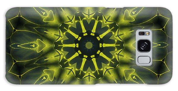 Succulent Mandala Galaxy Case