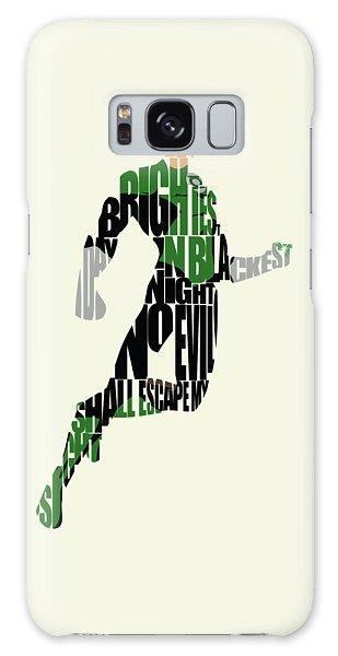 Green Galaxy Case - Green Lantern by Inspirowl Design