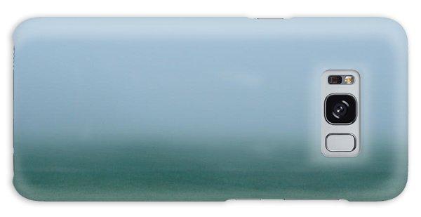 Green Mist Wonder Galaxy Case